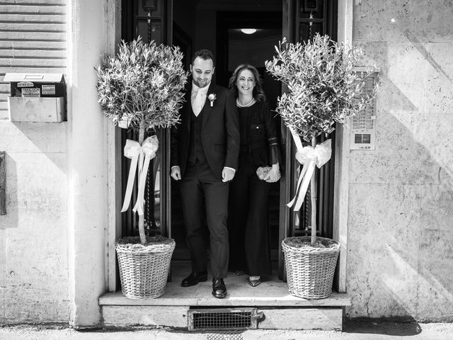Il matrimonio di Doriano e Carolina a Roma, Roma 21
