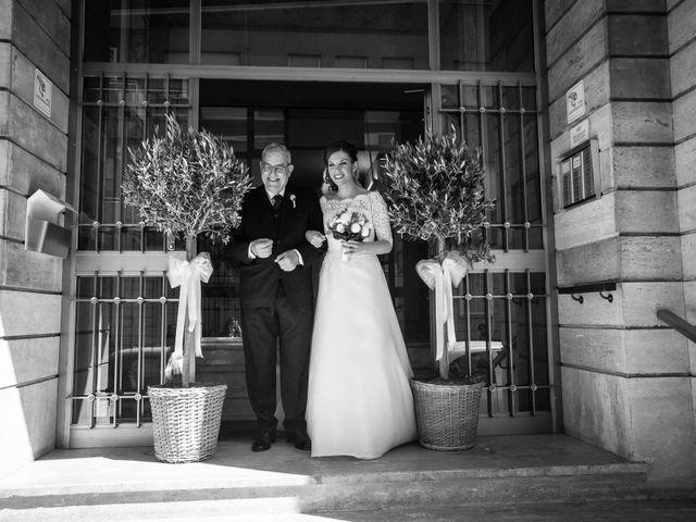 Il matrimonio di Doriano e Carolina a Roma, Roma 22