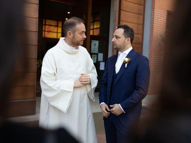 Il matrimonio di Doriano e Carolina a Roma, Roma 26