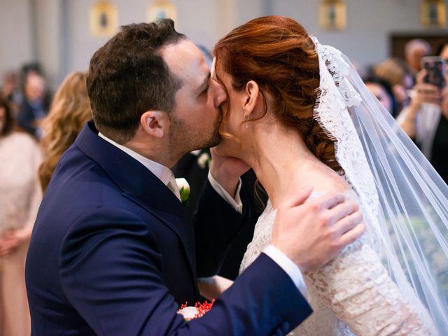 Il matrimonio di Doriano e Carolina a Roma, Roma 32