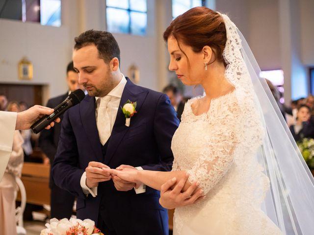 Il matrimonio di Doriano e Carolina a Roma, Roma 37