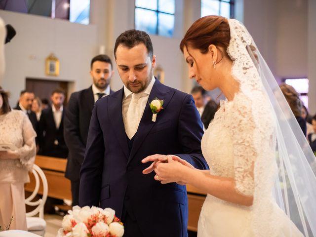 Il matrimonio di Doriano e Carolina a Roma, Roma 38