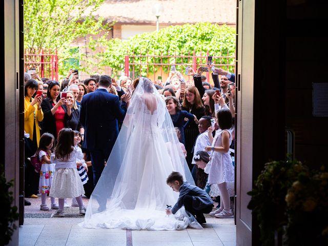 Il matrimonio di Doriano e Carolina a Roma, Roma 48
