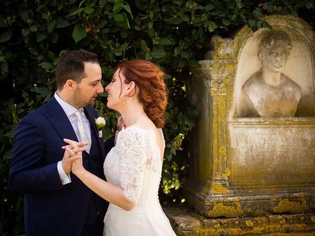 Il matrimonio di Doriano e Carolina a Roma, Roma 74