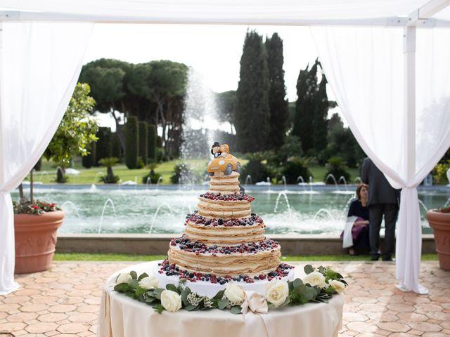 Il matrimonio di Doriano e Carolina a Roma, Roma 88
