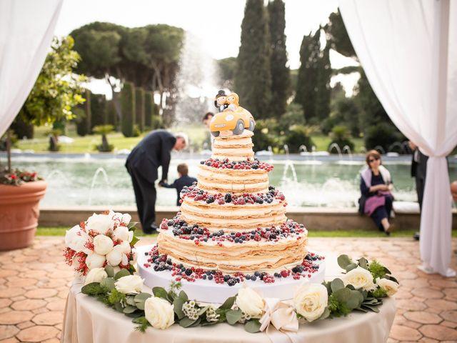 Il matrimonio di Doriano e Carolina a Roma, Roma 92