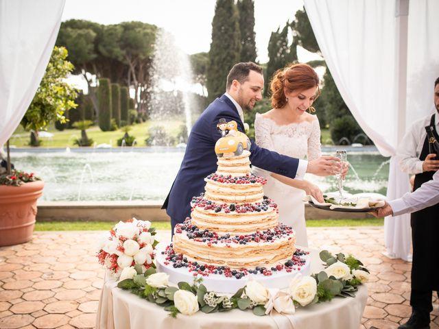 Il matrimonio di Doriano e Carolina a Roma, Roma 96