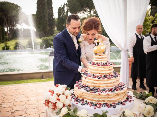 Il matrimonio di Doriano e Carolina a Roma, Roma 97