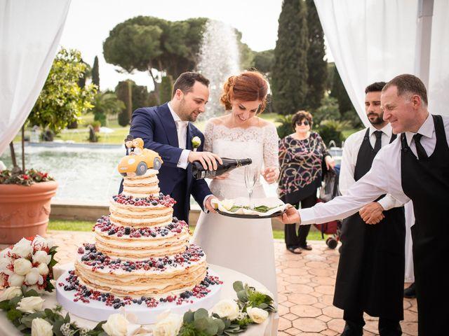 Il matrimonio di Doriano e Carolina a Roma, Roma 104