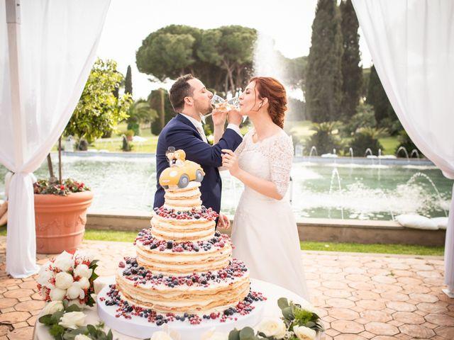 Il matrimonio di Doriano e Carolina a Roma, Roma 105