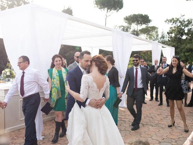 Il matrimonio di Doriano e Carolina a Roma, Roma 110