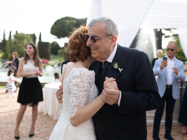 Il matrimonio di Doriano e Carolina a Roma, Roma 111