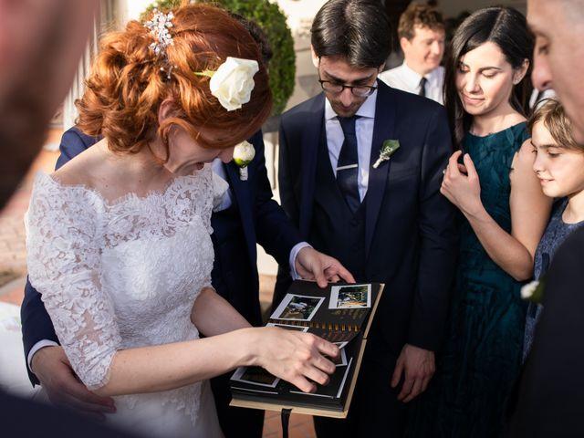 Il matrimonio di Doriano e Carolina a Roma, Roma 117