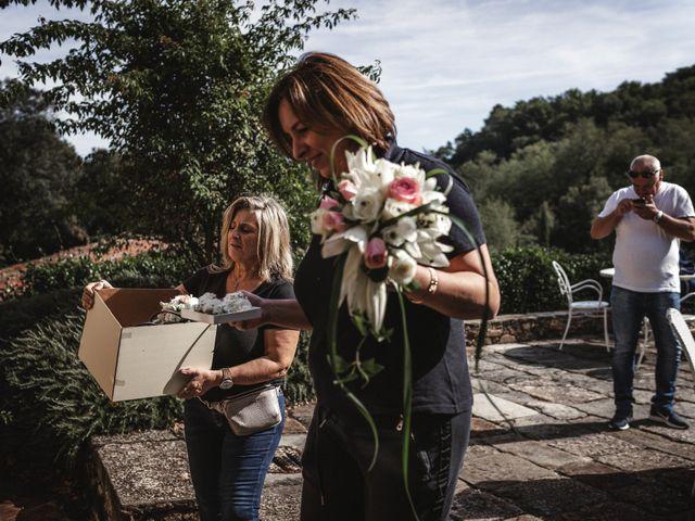 Il matrimonio di Marco e Veronica a Buti, Pisa 5