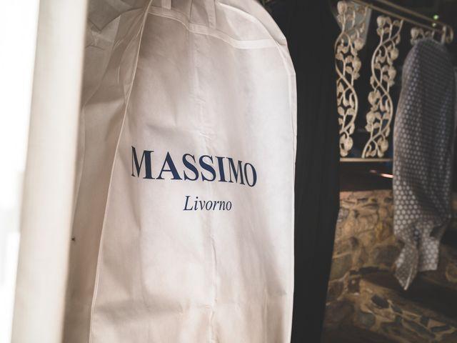 Il matrimonio di Marco e Veronica a Buti, Pisa 7