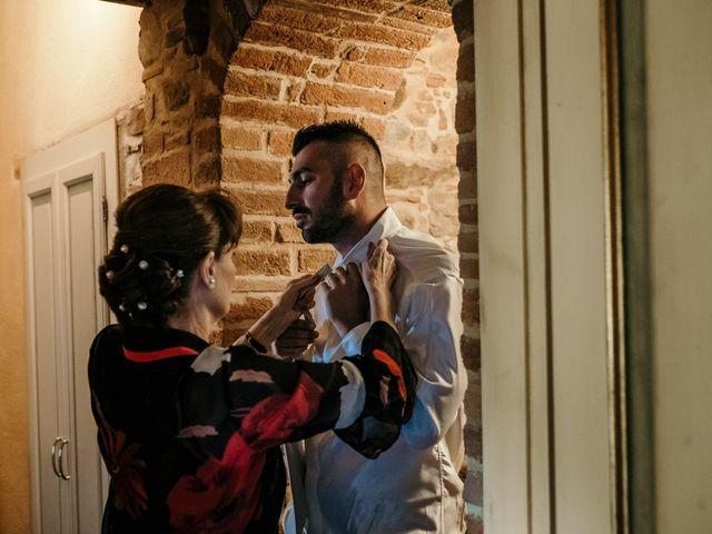 Il matrimonio di Marco e Veronica a Buti, Pisa 12