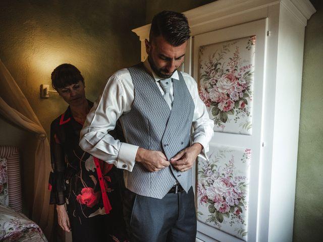 Il matrimonio di Marco e Veronica a Buti, Pisa 15