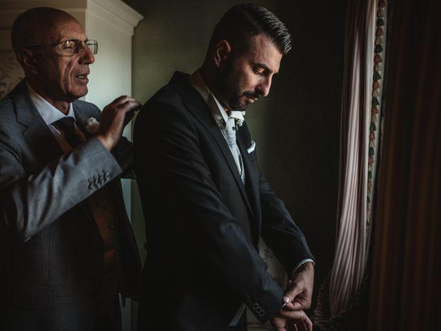 Il matrimonio di Marco e Veronica a Buti, Pisa 17
