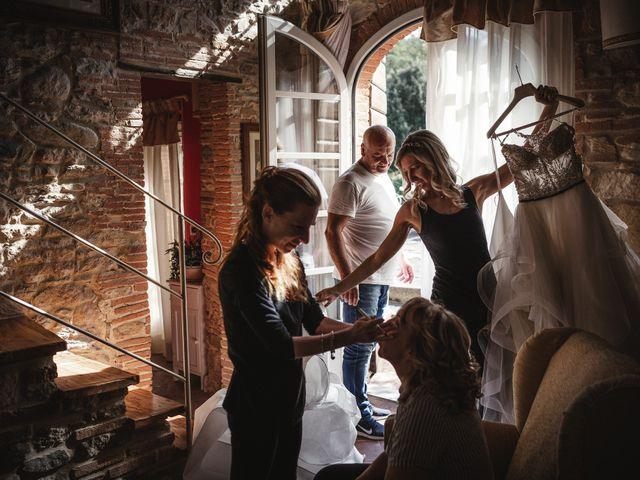 Il matrimonio di Marco e Veronica a Buti, Pisa 27