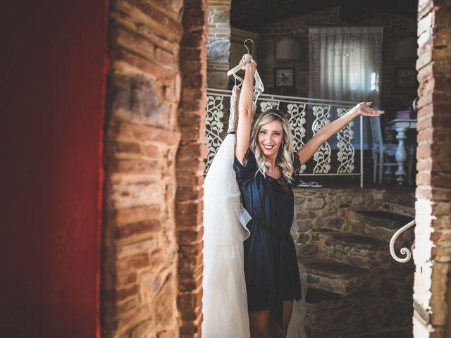 Il matrimonio di Marco e Veronica a Buti, Pisa 30