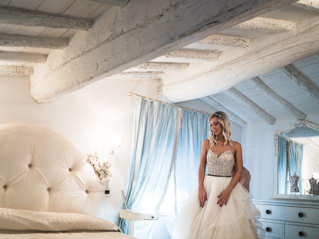 Il matrimonio di Marco e Veronica a Buti, Pisa 32