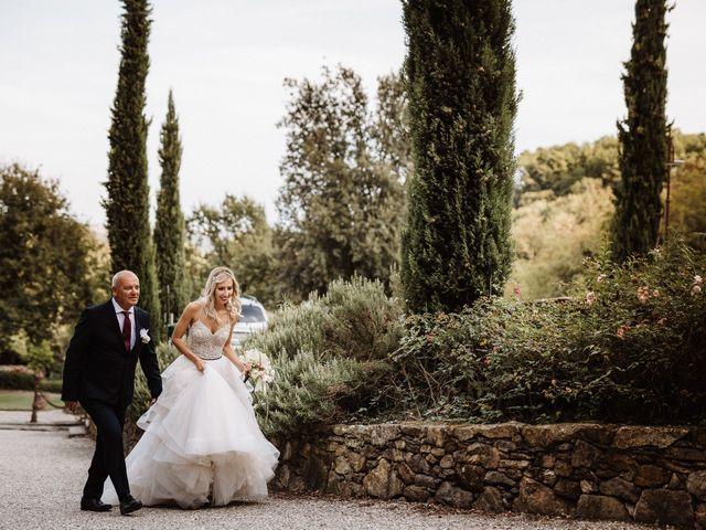 Il matrimonio di Marco e Veronica a Buti, Pisa 41