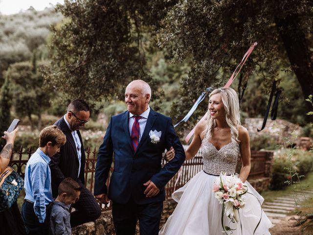 Il matrimonio di Marco e Veronica a Buti, Pisa 42