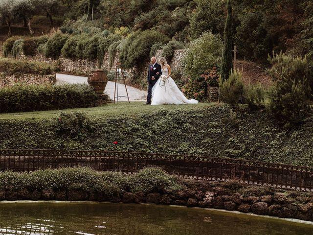Il matrimonio di Marco e Veronica a Buti, Pisa 45