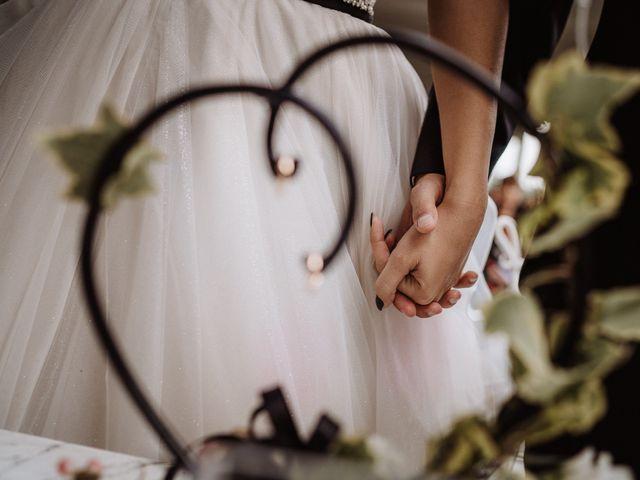 Il matrimonio di Marco e Veronica a Buti, Pisa 49