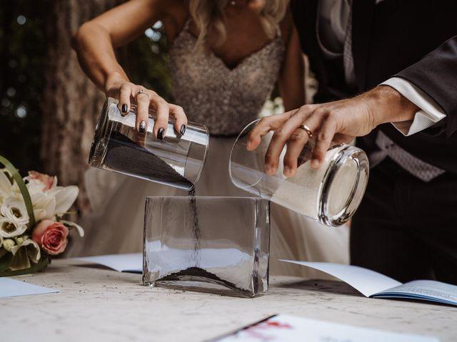 Il matrimonio di Marco e Veronica a Buti, Pisa 51