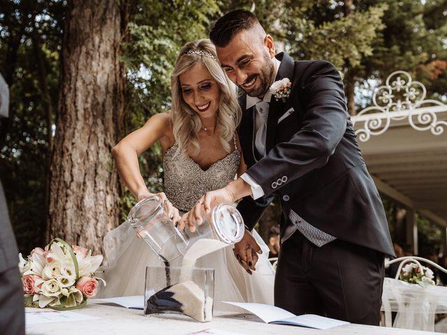 Il matrimonio di Marco e Veronica a Buti, Pisa 52