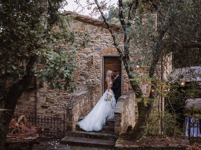 Il matrimonio di Marco e Veronica a Buti, Pisa 57