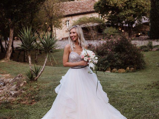 Il matrimonio di Marco e Veronica a Buti, Pisa 65