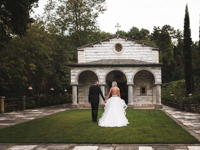 Il matrimonio di Marco e Veronica a Buti, Pisa 76