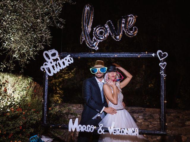 Il matrimonio di Marco e Veronica a Buti, Pisa 84