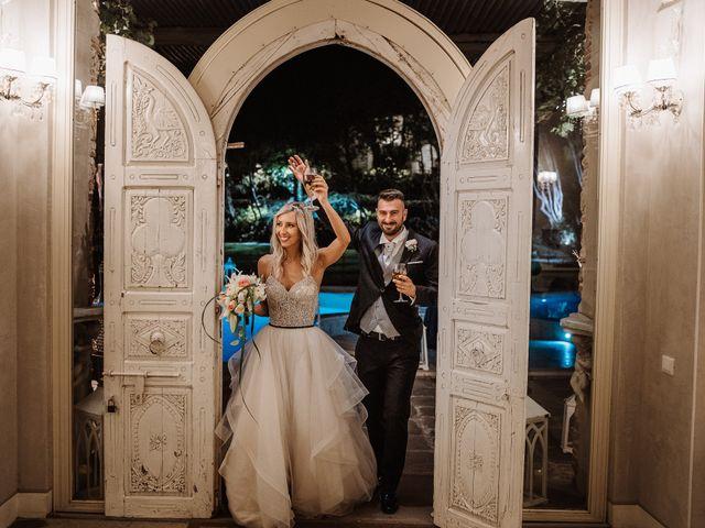 Il matrimonio di Marco e Veronica a Buti, Pisa 90