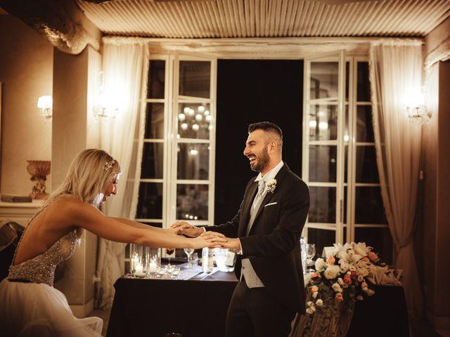 Il matrimonio di Marco e Veronica a Buti, Pisa 93