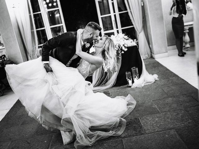 Il matrimonio di Marco e Veronica a Buti, Pisa 97