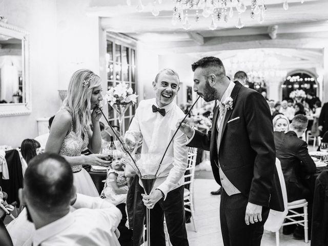 Il matrimonio di Marco e Veronica a Buti, Pisa 98