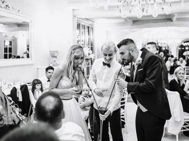 Il matrimonio di Marco e Veronica a Buti, Pisa 99