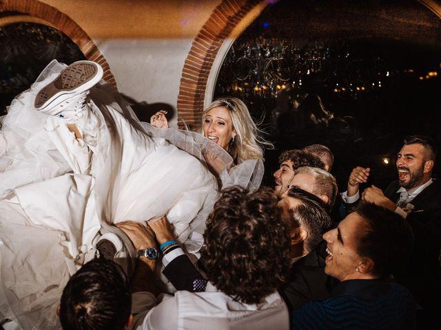 Il matrimonio di Marco e Veronica a Buti, Pisa 108