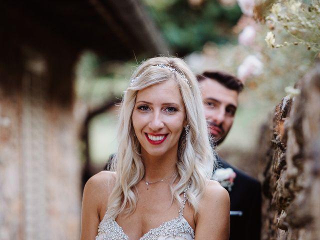 Il matrimonio di Marco e Veronica a Buti, Pisa 70