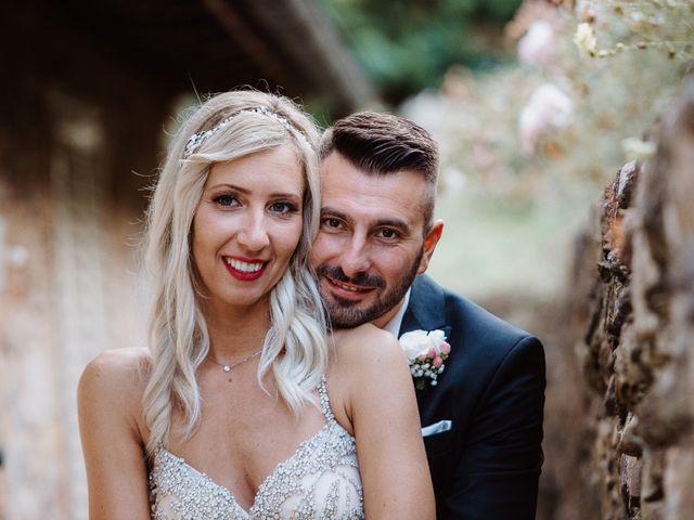 Il matrimonio di Marco e Veronica a Buti, Pisa 72