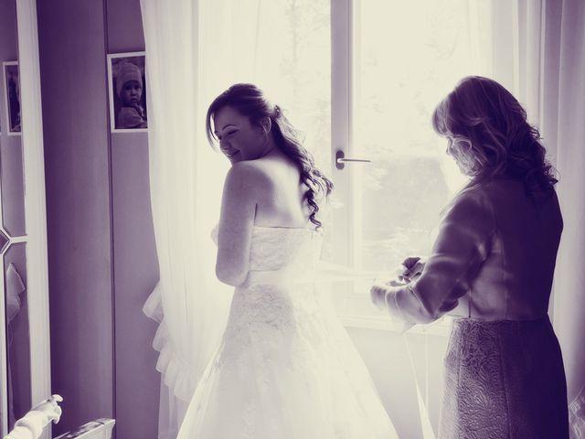 Il matrimonio di Michele e Francesca a Gottolengo, Brescia 30