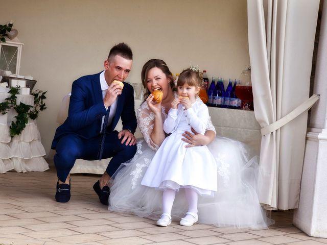 Il matrimonio di Michele e Francesca a Gottolengo, Brescia 39