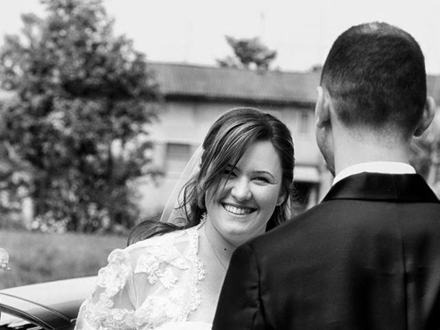 Il matrimonio di Michele e Francesca a Gottolengo, Brescia 47