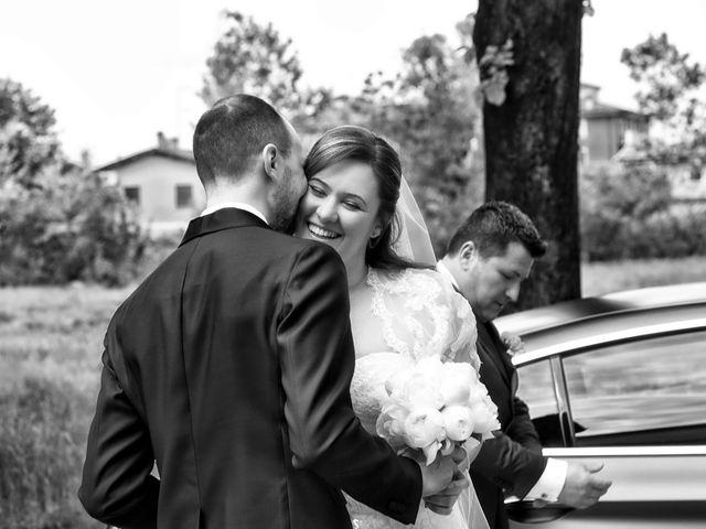 Il matrimonio di Michele e Francesca a Gottolengo, Brescia 49