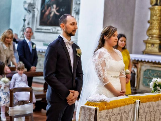 Il matrimonio di Michele e Francesca a Gottolengo, Brescia 51