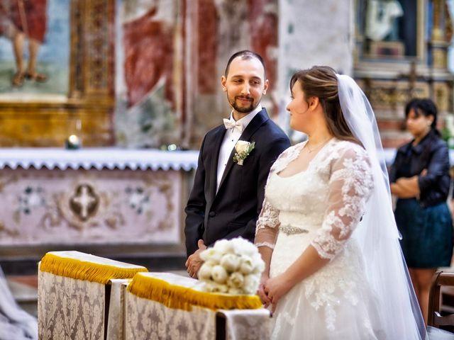 Il matrimonio di Michele e Francesca a Gottolengo, Brescia 53