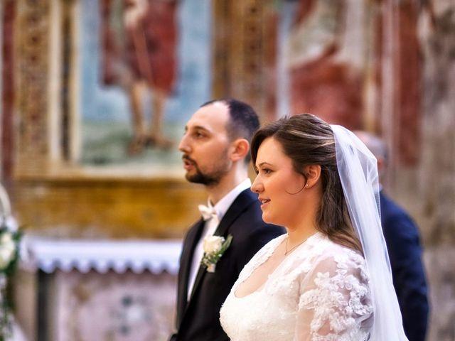Il matrimonio di Michele e Francesca a Gottolengo, Brescia 55
